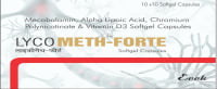 Lycometh-Forte Softgel Capsule