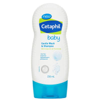 New Cetaphil Baby Gentle Wash & Shampoo