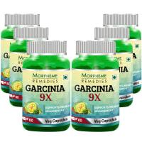 Morpheme Garcinia 9X Capsule (Pack OF 6)