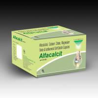 Alfacalcit Soft Gelatin Capsule