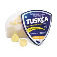 Tuskca Chewable Sugar Free Tablet Pineapple