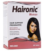 Haironic  Woman Tablet