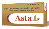 Asta 1 Softgel Capsule