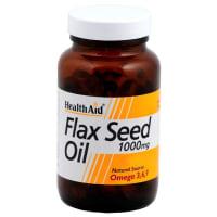 Healthaid Flaxseed 1000mg (Omega 3,6,9) Capsule