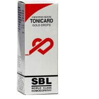 SBL Tonicard Gold Drop