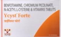 Y Cyst Forte Tablet