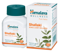 Himalaya Wellness Pure Herbs Shallaki Bone & Joint Wellness Tablet