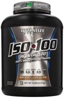 Dymatize Iso-100 Hydrolized 100% Whey Protein Isloate Powder Gourmet Chocolate