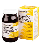 Healthaid Evening Primrose Oil 1000mg Capsule