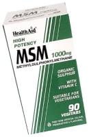 Healthaid Msm 1000mg Tablet