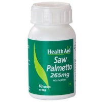 Healthaid Saw Palmetto 265mg Tablet