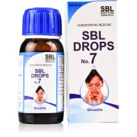 SBL Drops No. 7 (for Sinusitis)
