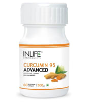 Inlife Curcumin 95 Advanced 500mg Capsule