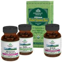 Organic India Women's Optimum Health Care Kit