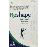 Reshape Natural Tablet