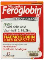 Feroglobin B12 Capsule SR