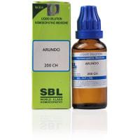 SBL Arundo Dilution 200 CH