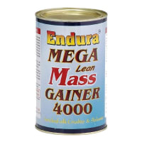 Endura Mega Lean Mass Gainer 4000 Mango