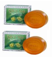 SBL Silk N Stay Bar  with Glycerine Pack of 2