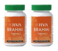 Jiva Brahmi Tablet Pack of 2