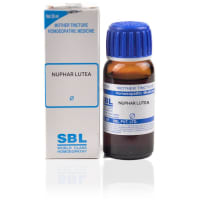 SBL Nuphar Lutea Mother Tincture Q
