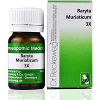 Dr. Reckeweg Baryta Muriatica Trituration Tablet 3X