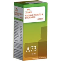 Allen A73 Vaginal Itching & Discharge Drop