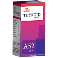 Allen A52 Thyroid Drop