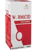 Allen Wormicid Tablet