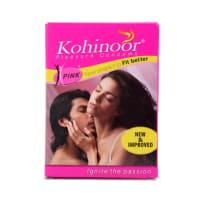 Kohinoor Pink Condom