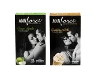 Manforce Condom Combo (Butterscotch + Green Apple)