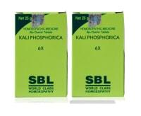SBL Kali Phosphorica Biochemic Tablet 6X Pack of 2