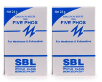 SBL Five Phos Tablet 3X Pack of 2