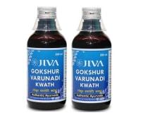 Jiva Gokshurvarunadi Kwath Pack of 2