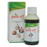Jain Pain Off Oil