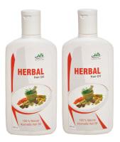 Jain Herbal Sesame Hair Oil Pack of 2