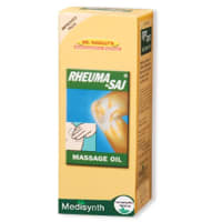 Medisynth Rheuma-Saj Massage Oil