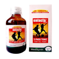 Medisynth Enlacto Forte 5 Phos Tonic