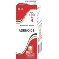 REPL Dr. Advice No.4 Adenoids Drop