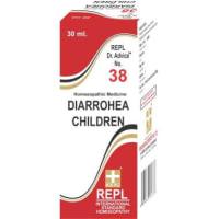 REPL Dr. Advice No.38 Diarrohea Children Drop