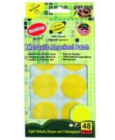 Runbugz Mosquito Repellent Patch Yellow