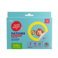 Good Knight Patch Pack of 2