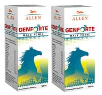 Allen Genforte Male Tonic Pack of 2