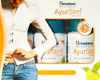 Himalaya Wellness AyurSlim Weight Management Capsule Pack of 3