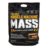 Grenade Muscle Machine Mass Gainer Chocolate Milkshake