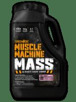 Grenade Muscle Machine Mass Gainer Strawberry Cream