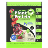 Summit Nutritions Organic Super Plant Protein Powder Vanilla