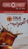 Gas O Fast Sachet Cola