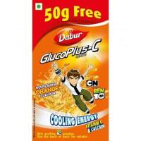 Dabur Glucoplus C Powder Orange