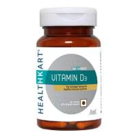 HealthKart Vitamin D3 Capsule